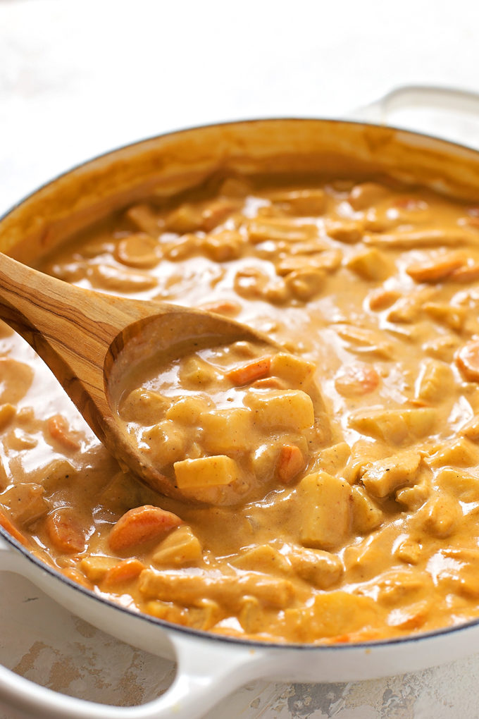 Homemade Massaman Curry | lifemadesimplebakes.com