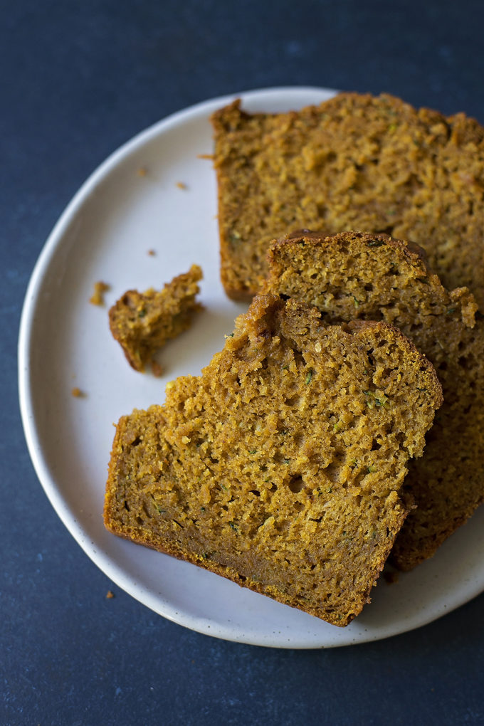 Pumpkin zucchini bread life made simple pumpkin zucchini bread lifemadesimplebakes forumfinder Image collections