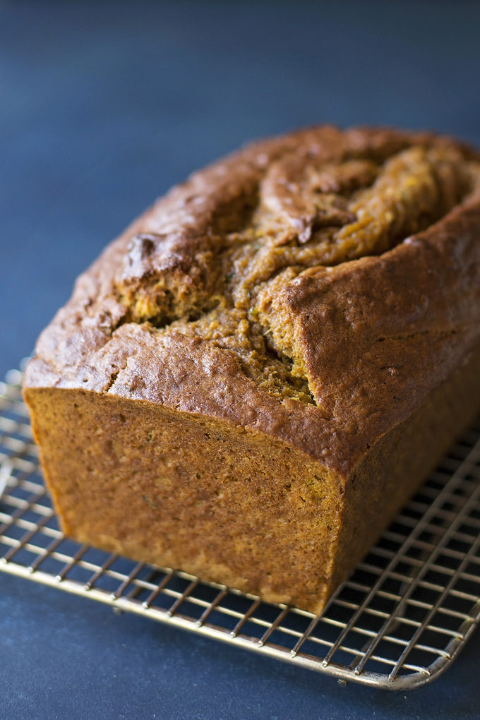 Pumpkin Zucchini Bread   lifemadesimplebakes.com