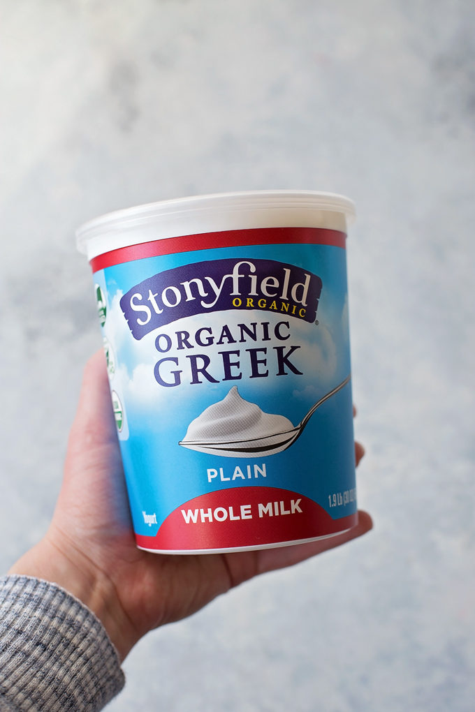 Instant Pot Greek Yogurt Cheesecake | lifemadesimplebakes.com