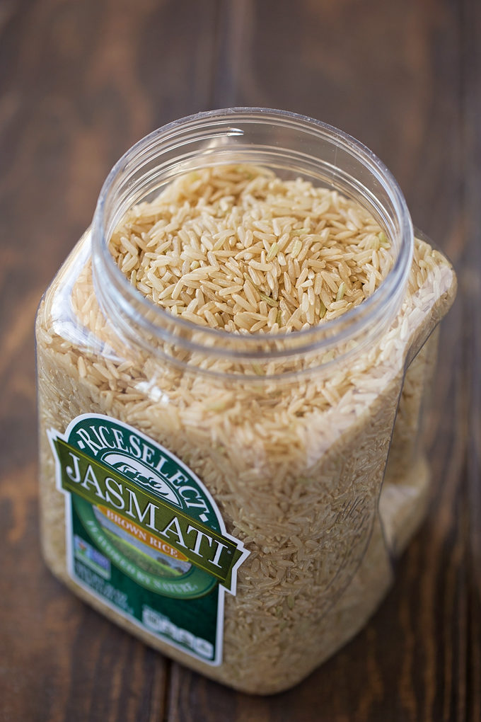 Instant Pot Brown Rice | lifemadesimplebakes.com