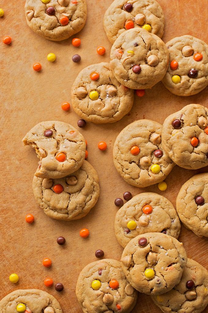 The Best Peanut Butter Cookies   lifemadesimplebakes.com