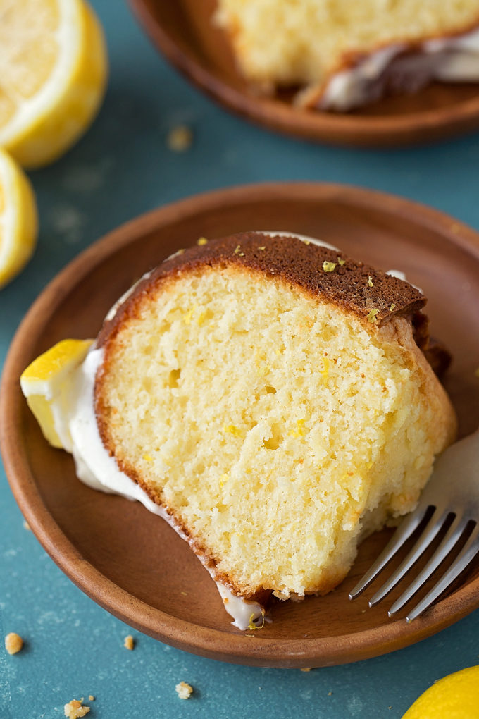 Lemon Bundt Cake   lifemadesimplebakes.com
