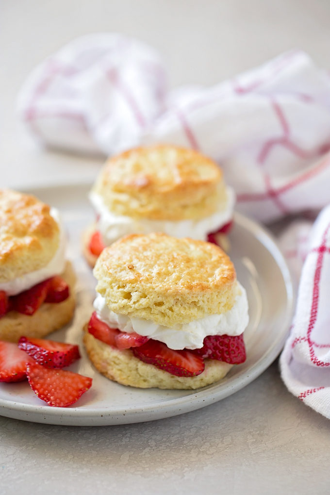 Classic Strawberry Shortcakes   lifemadesimplebakes.com