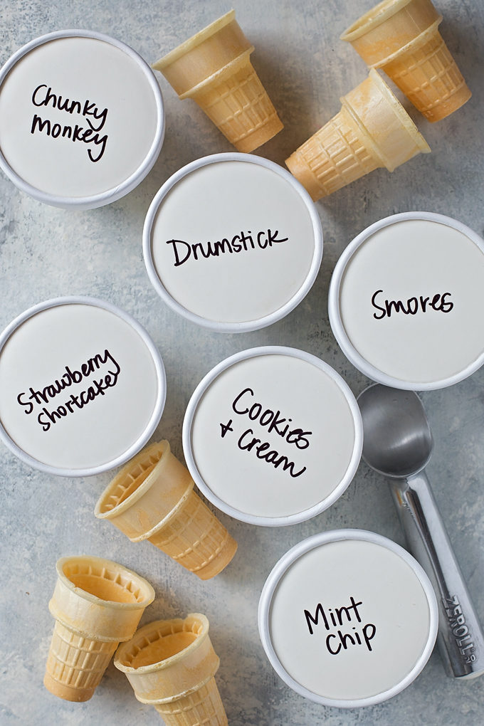 Easy No-Churn Ice Cream   lifemadesimplebakes.com