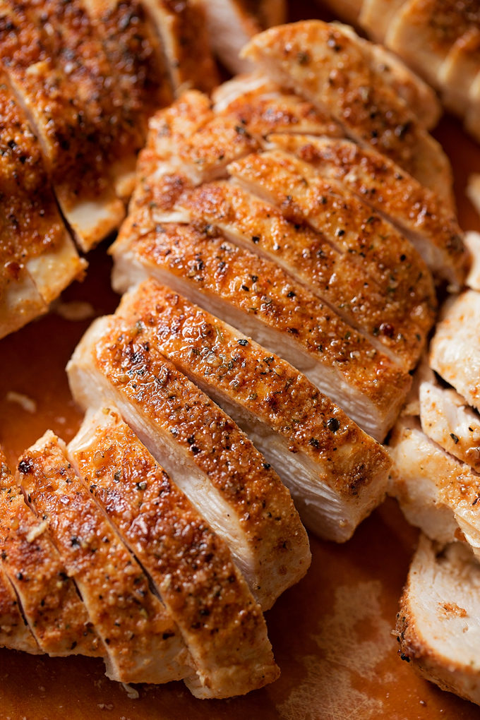 How to Perfectly Cook a Chicken Breast | lifemadesimplebakes.com