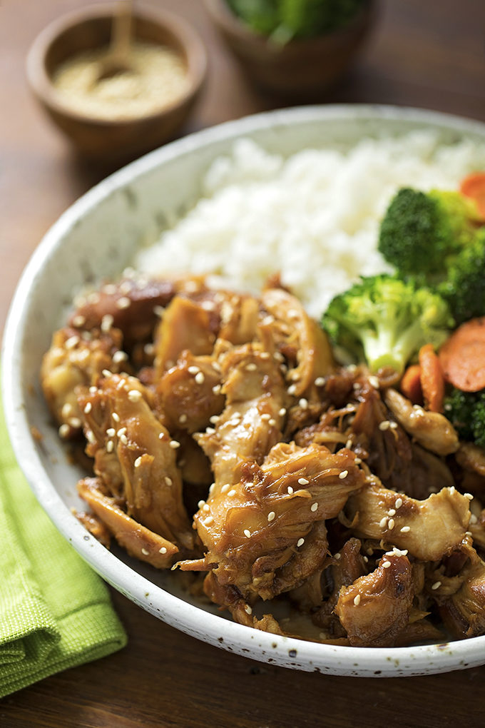 Instant Pot Teriyaki Chicken   lifemadesimplebakes.com