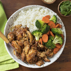 Instant Pot Teriyaki Chicken | lifemadesimplebakes.com