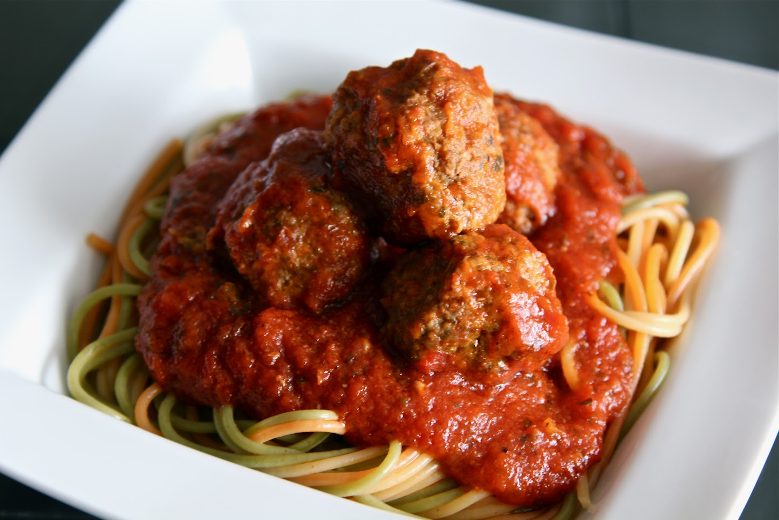 right spaghetti and meatballs these aren t your average meatballs ...