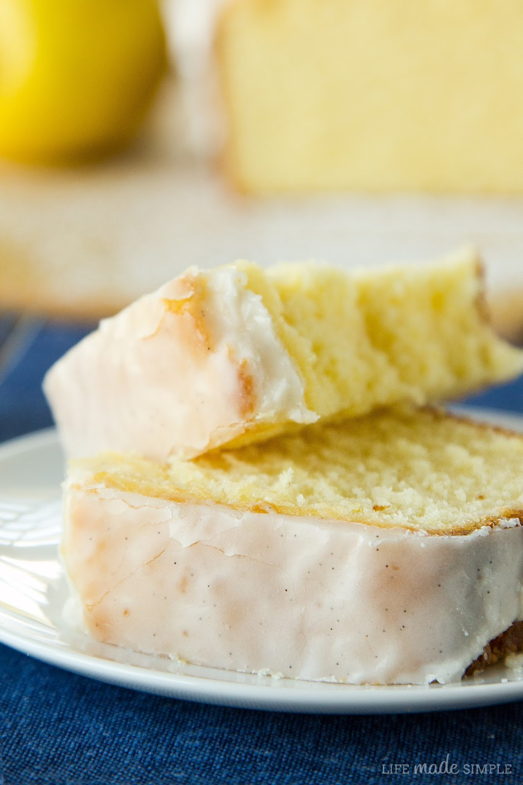 pound cake a cake i made this weekend meyer lemon pound cake i have ...